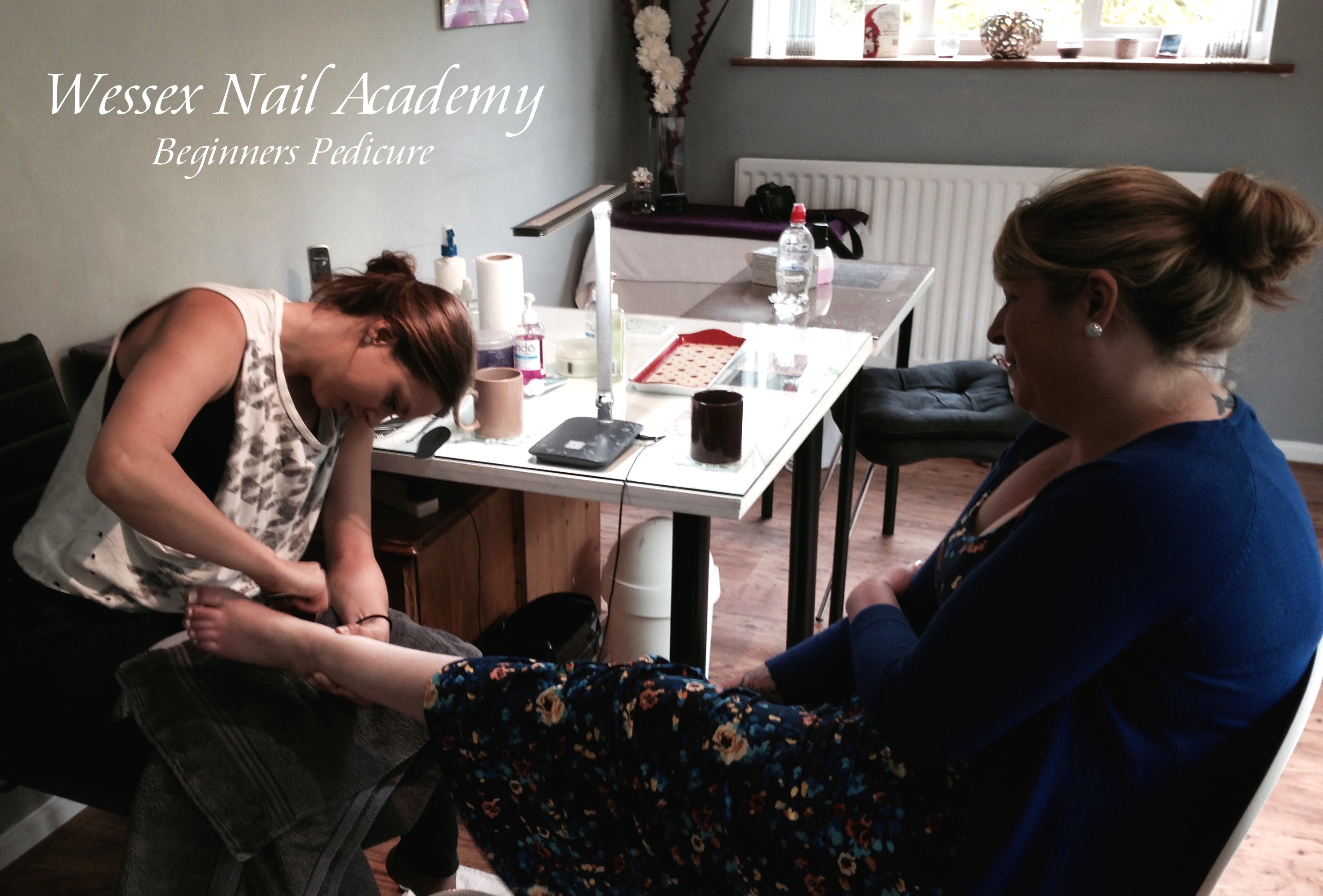 Beginners Manicure and Pedicure Course, Nail extension training, nail training course, Wessex Nail Academy Okeford Fitzpaine, Dorset