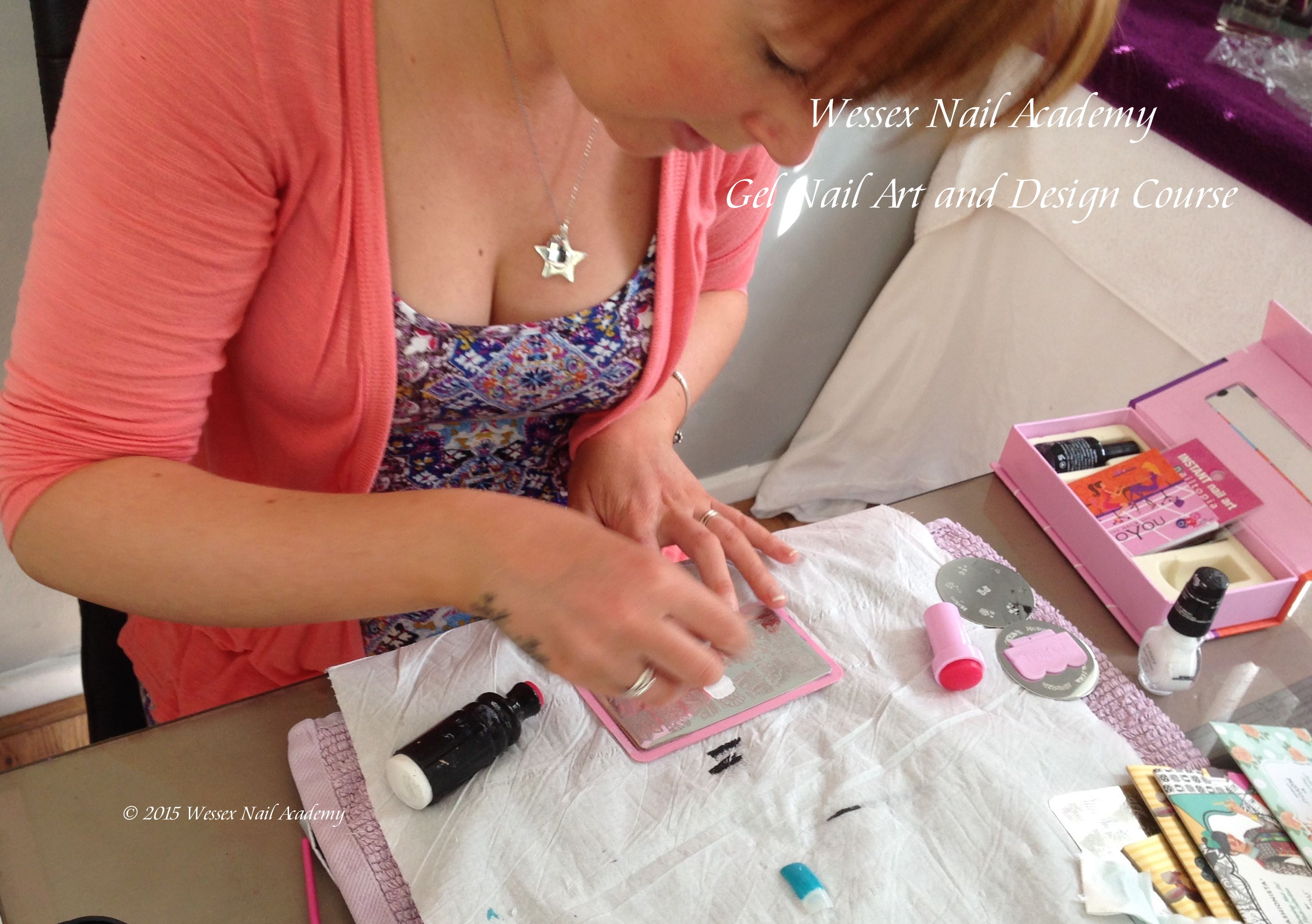Nail Art Courses, Nail extension training, nail training course, Wessex Nail Academy Okeford Fitzpaine, Dorset