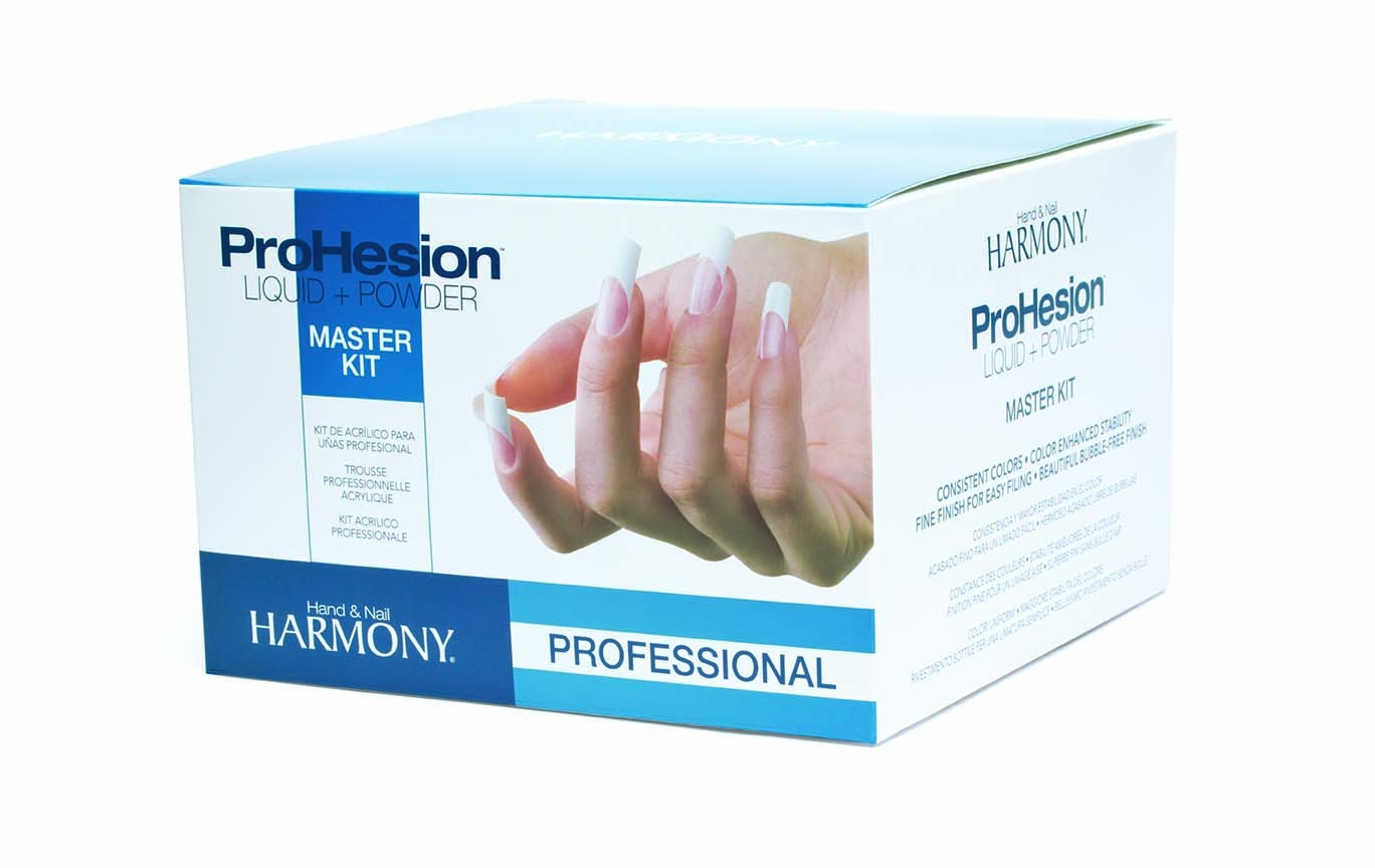 Nail Harmony ProHesion Acrylic System nail training by the Wessex Nail Academy, Okeford Fitzpaine, Dorset
