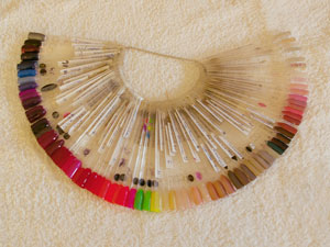 Swatches The Nail Workshop, Okeford Fitzpaine, Dorset